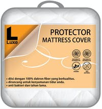 The Luxe Mattress Protector 120X200