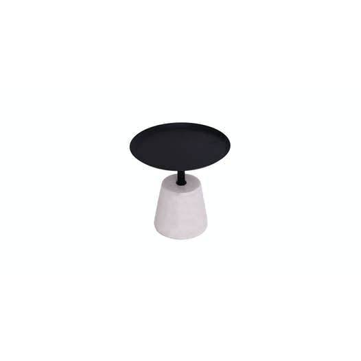 Jual Kana Furniture End Table Round Wangga D 50x50 Deb Furni 1 3
