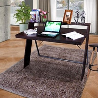 Kana Furniture Desk Bella - Brown
