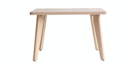 Kana Furniture Coffee Table Square Dortmund Beech