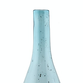 Kana Furniture Vase Blue Glass 11542