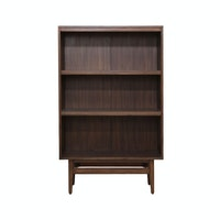 Kana Furniture Scotia Rak Buku Cokelat