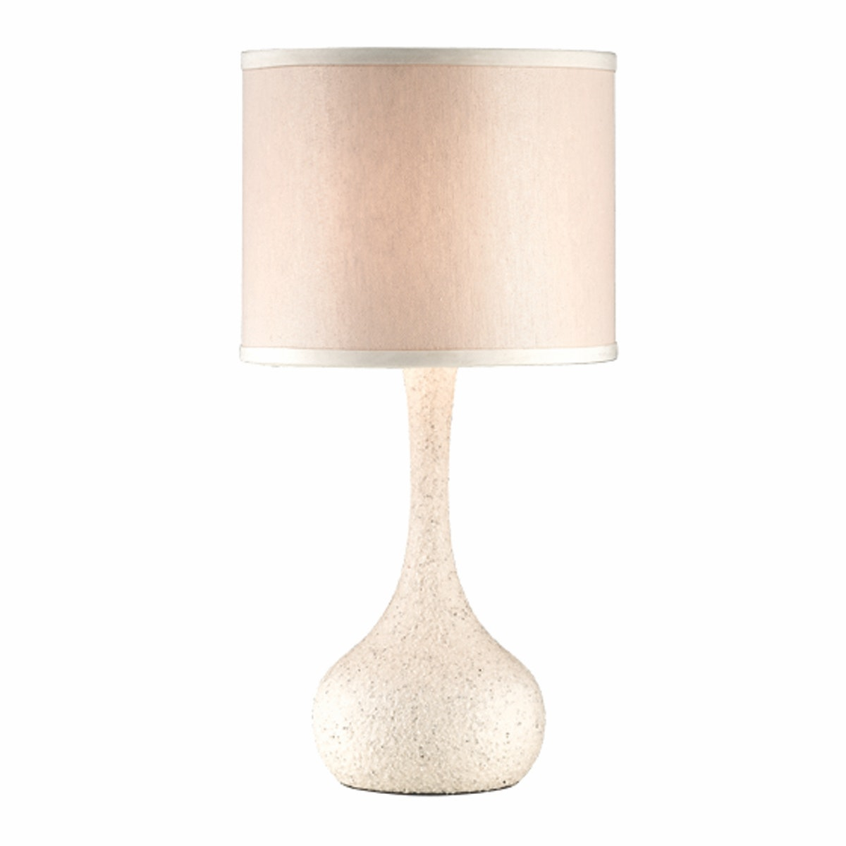 3+PROJECTS Lampu Meja Table Lamp Beige Fabric Shade 3+DL-PD1352-BE-VG