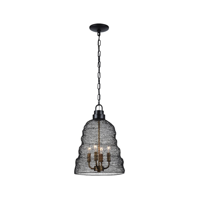 3+Projects Lampu Gantung / Pendant Lamp 3+Mph18080-4A