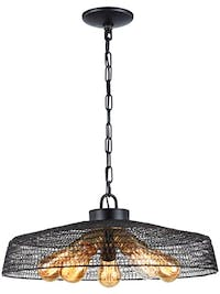 3+Projects Lampu Gantung/Pendant Lamp Steel Dark Brown 3+Mph18080-5