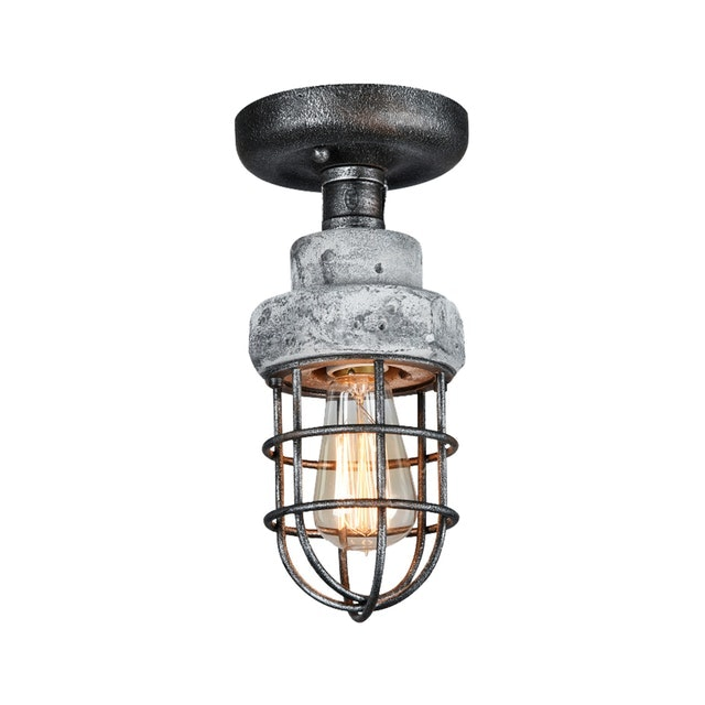 3+Projects Lampu Plafon / Ceiling Lamp With Antique Point 3+Mpc9293-1