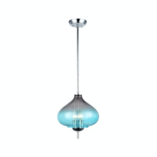 3+Projects Lampu Gantung/Pendant Lamp Steel+Glass Polished Chrom 3+Mph18079-3B