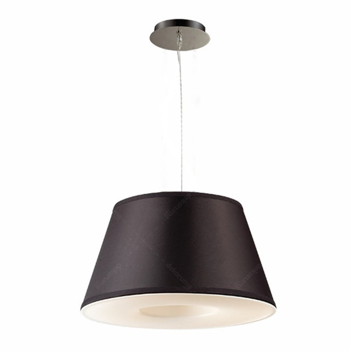 3+Projects Lampu Gantung Pendant Lamp Black T/C Acrylic 3+DL-SD7027-1-460-BL-VG