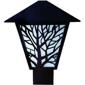 3+Projects Lawn Gate Lamp/Outdoor Lamp/Garden Lamp 3+FR146104-BL
