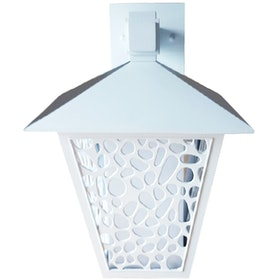 3+Projects Wall Lamp Classic/Outdoor Lamp/Lampu Taman/Garden 3+FR147102A-WH