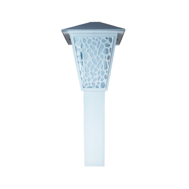 3+Projects Lawn Gate Lamp / Lampu Taman Outdoor / Garden / 3+FR147106A-WH