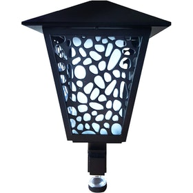 3+Projects Wall Lamp Classic / Lampu Dinding Outdoor / Garden Lamp 3+FR147101A-BL