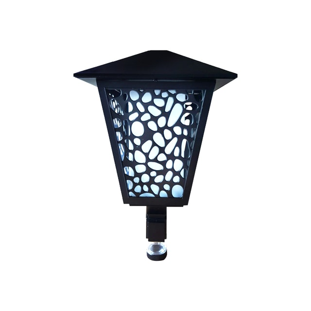 3+Projects Wall Lamp Classic/Lampu Dinding Outdoor/Garden Lamp 3+FR147101A-BL