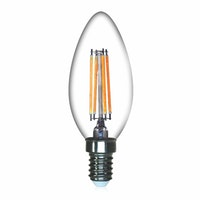 3+Projects Lampu LED Candle Filament B35 3+MEB35F0430