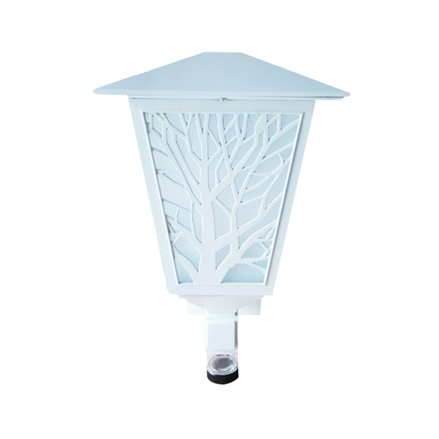 3+Projects Wall Lamp Classic Outdoor / Lampu Dinding Garden 3+FR146101-WH