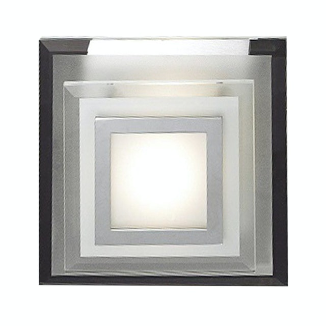 3+Projects Lampu Plafon/Ceiling Lamp Metal Base White Glass 3+DL-C29375F-2P-DY