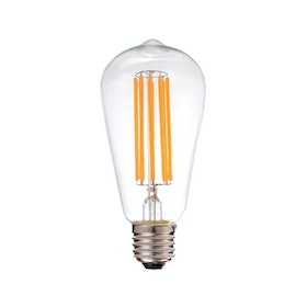 3+Projects LED Bulb ST64 4W E27 2200K Warm White Dimmable