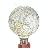3+Projects LED Bulb Filament 3W E27 2401Lm Ra80 2700K Warm White