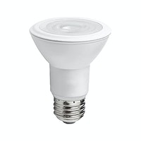 3+Projects LED PAR 20- 6W- 38Deg - 450Lm- 3000K Warm White