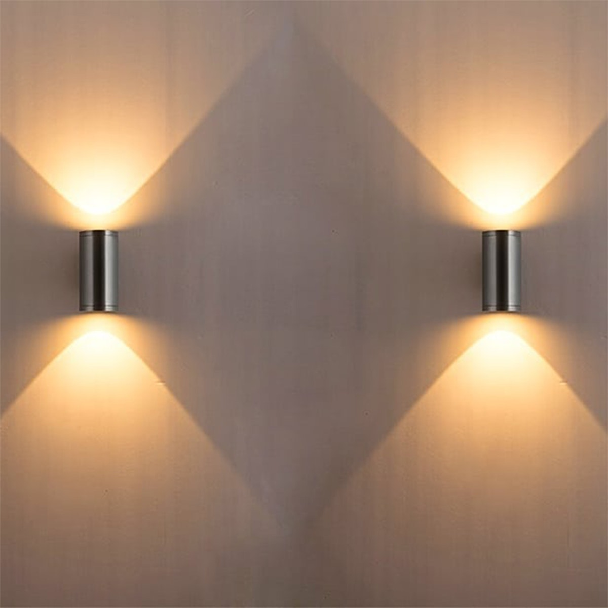 3+Projects Wall Lamp/Lampu Dinding Outdoor 3+DX2982BL