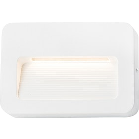 3+Projects Steplight Surface Mounted Outdoor 3+DX5325WH
