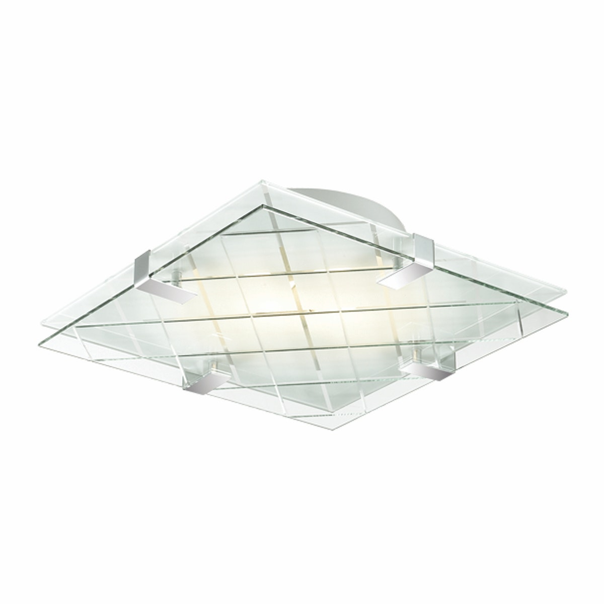3+Projects Lampu Plafon / Ceiling Lamp Double Glass 3+DL-EVEN-SU31-AH