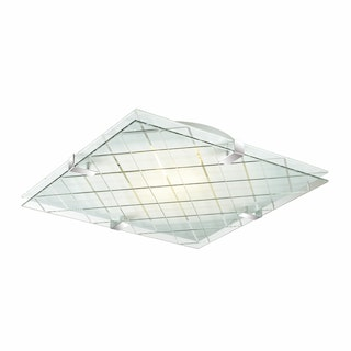 3+Projects Lampu Plafon / Ceiling Lamp Double Glass 3+DL-EVEN-SU40-AH