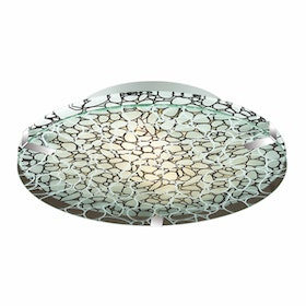 3+Projects Lampu Plafon / Ceiling Lamp Double Glass 3+DL-STONE-SU40-AH