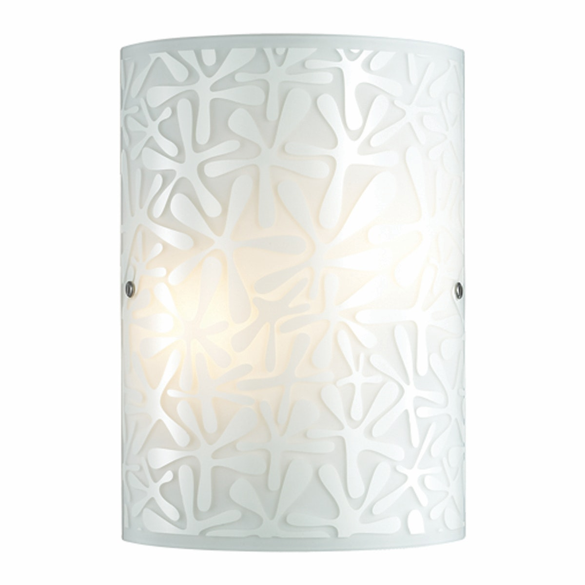 3+Projects Lampu Dinding / Wall Lamp White Glass 3+DL-WL1206-DA-AH