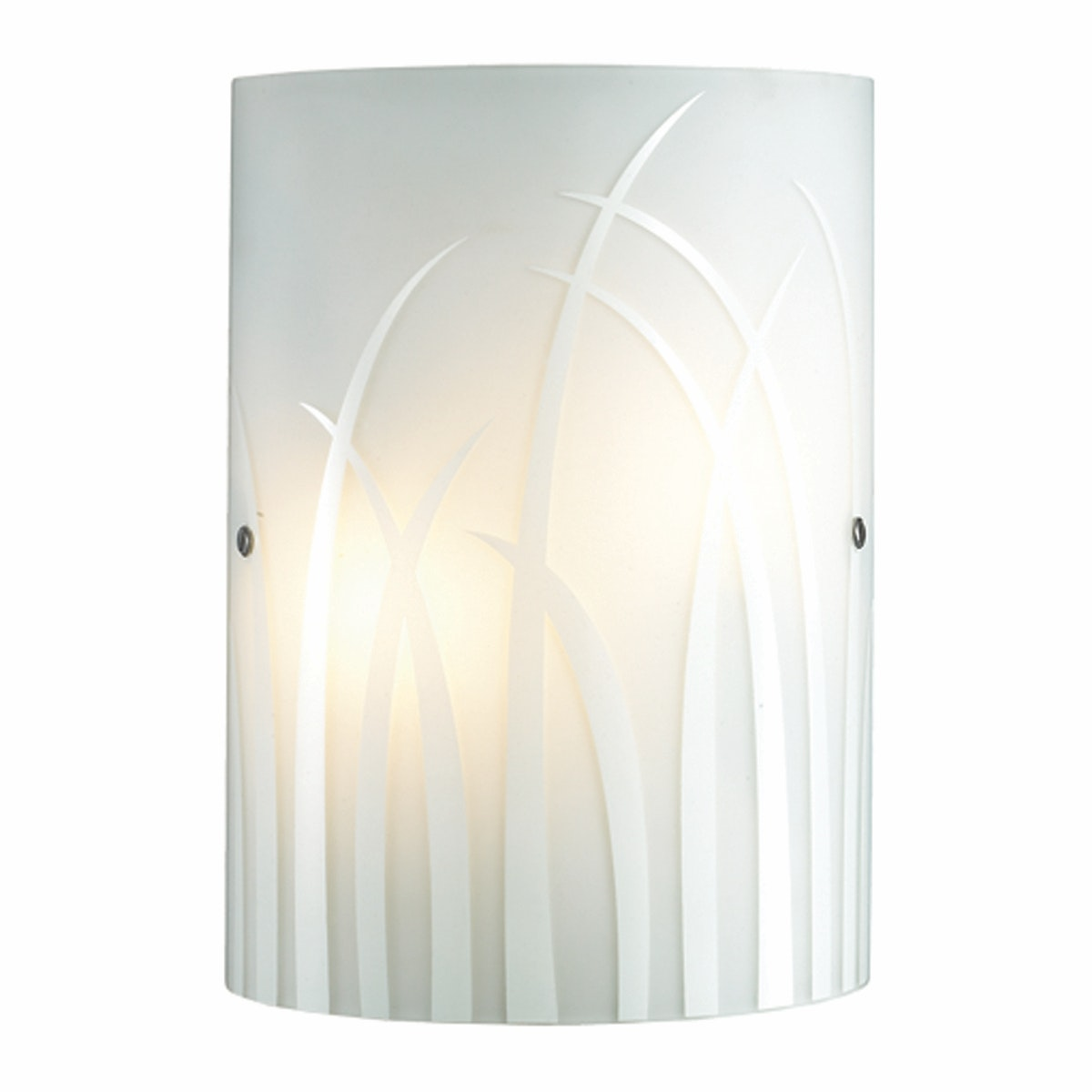 3+Projects Lampu Dinding / Wall Lamp White Glass 3+DL-WL1206-GA-AH