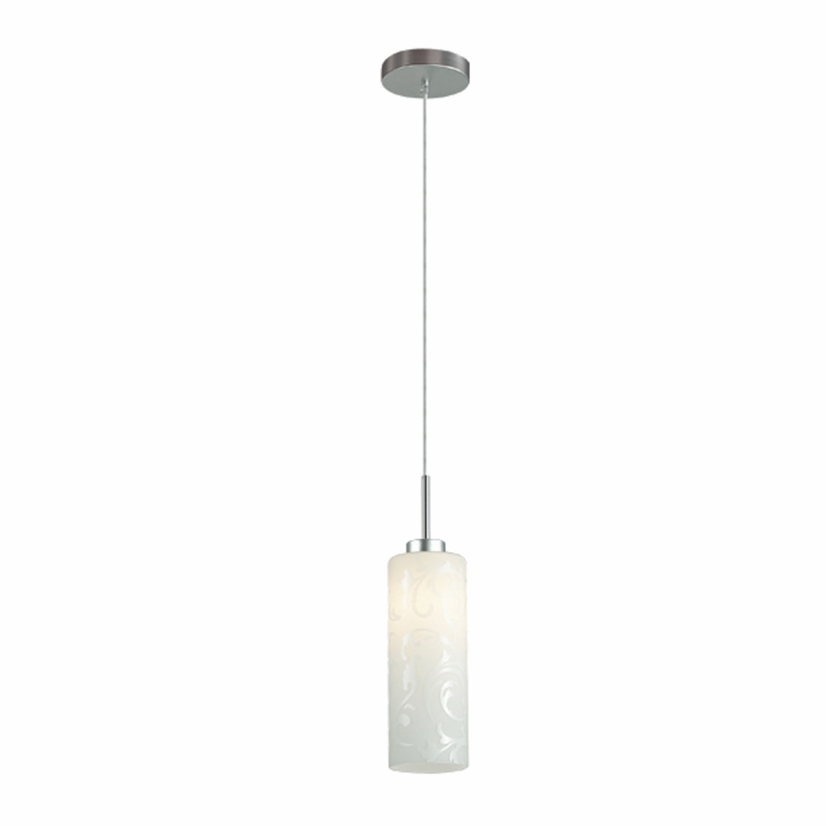 3+PROJECTS Lampu Gantung Single Pendant White 3+DL-PNP06A-1-AH