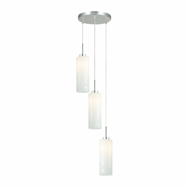 3+Projects Lampu Gantung Pendant 3 Lamp Round White 3+DL-PNP06A-3R-AH