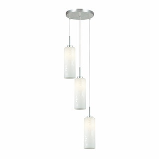 3+Projects Lampu Gantung Pendant 3 Lamp Round White 3+DL-PNP07A-3R-AH