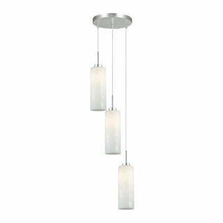 3+Projects Lampu Gantung Pendant 3 Lamp Round White 3+DL-PNP08A-3R-AH