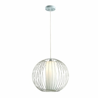 3+Projects Lampu Gantung Pendant Lamp Steel and Glass White 3+DL-P2659L-WH-AH
