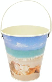 The Storage Shoppe Beach Tin Can Shell