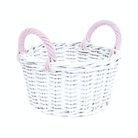 The Storage Shoppe Spring Round Pink