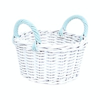 The Storage Shoppe Spring Round Blue