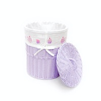 The Storage Shoppe Hamper Mini Violet