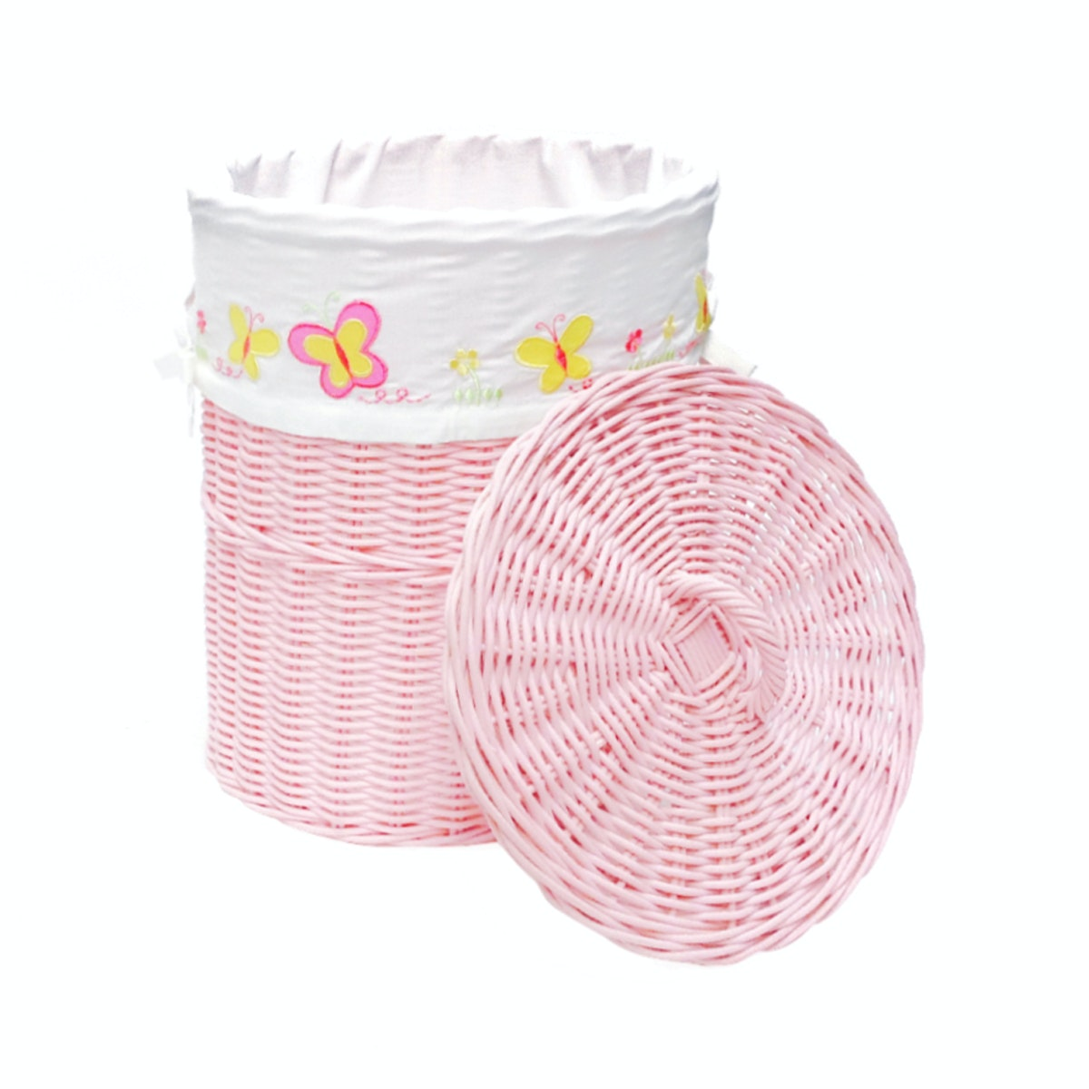 The Storage Shoppe Hamper Mini Pink