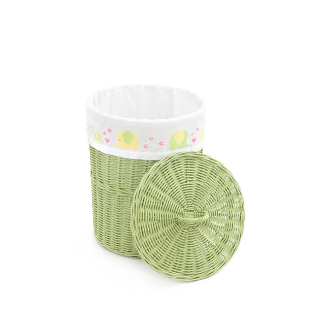 The Storage Shoppe Hamper Mini Green