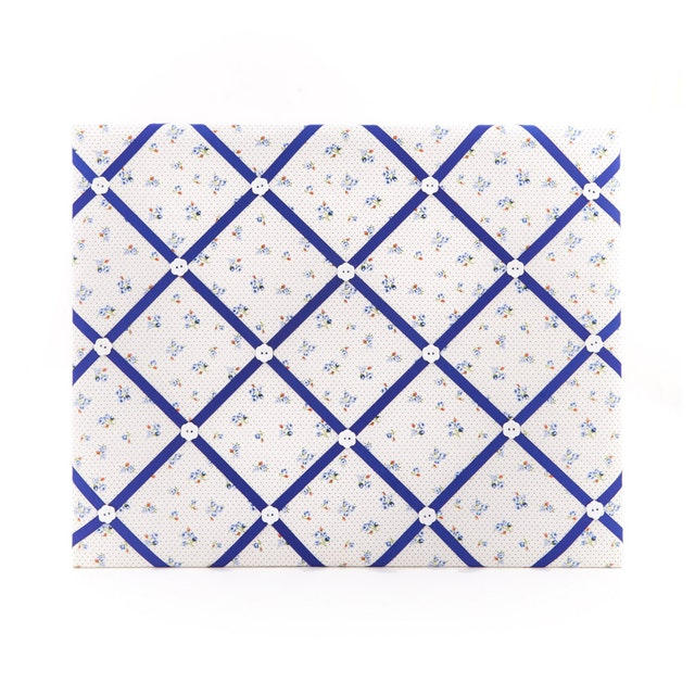 The Storage Shoppe Ribbon Board Blue