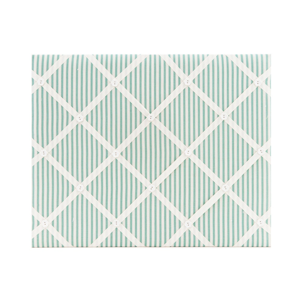 The Storage Shoppe Ribbon Board Green