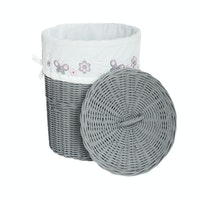 The Storage Shoppe Hamper Mini Grey