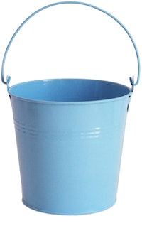 The Storage Shoppe Tin Can L Blue