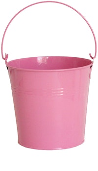 The Storage Shoppe Tin Can L Pink