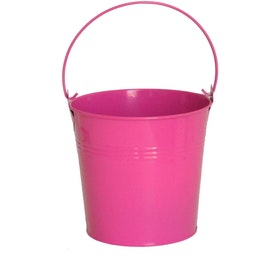 The Storage Shoppe Tin Can L Fushia