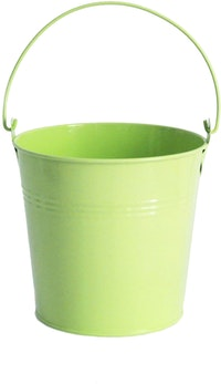 The Storage Shoppe Tin Can L Green