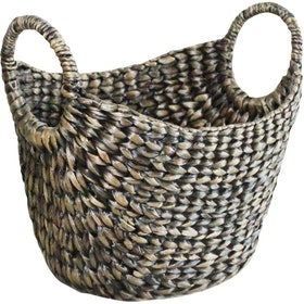 The Storage Shoppe WH Floor Basket Small Espresso