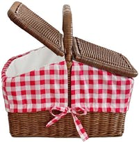 The Storage Shoppe Picnic Basket